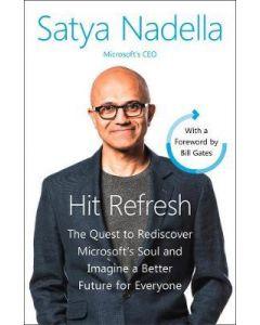 Hit Refresh : A Memoir by Microsoft's CEO