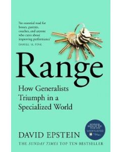Range : How Generalists Triumph in a Specialized World 1st Edition