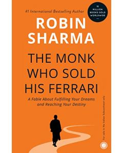 The Monk Who Sold His Ferrari 1st Edition