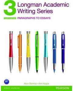 Introduction To Academic Writing : Level 3 (The Lo