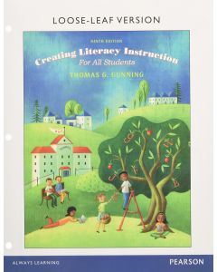 Creating Literacy Instruction for All Students, Enhanced Pearson