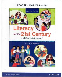 Literacy for the 21st Century: A Balanced Approach 6th