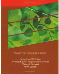 Exceptional Children: An Introduction to Special Education eBook