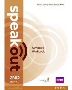 Speakout Advanced Wb+Dvd