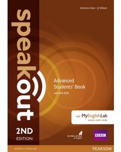 Speakout Advanced Sb+Dvd