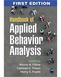 Handbook of Applied Behavior Analysis (3D Photorealistic Renderi