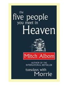 ‎The Five People You Meet in Heaven‎