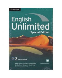 ‎Level ‎2‎, 2‎nd Special Edition ‎-‎ Coursebook + Workbook‎