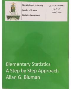 ELEMENTARY STATISTICS  1st Edition