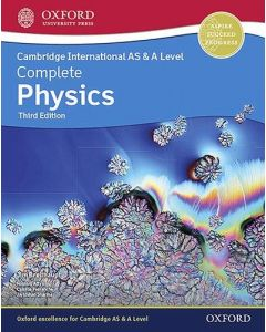 Cambridge International AS & A Level Complete Physics