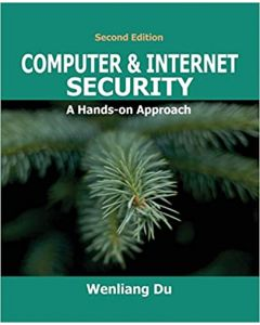 Computer & Internet Security : A Hands-on Approach