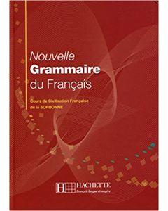 Nouvelle Grammaire du Francais (Cours de Civilisation de la Sorbonne)