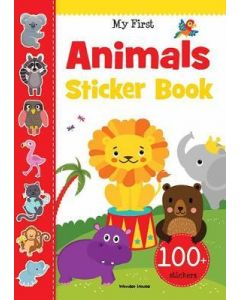 My first Animal Sticker Book