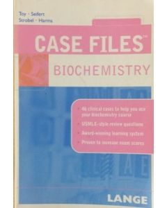 Ise Case Files: Biochemistry