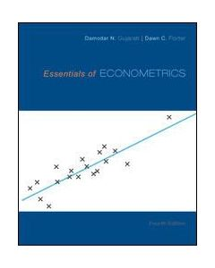eBook Essentials of Econometrics | Econ 261