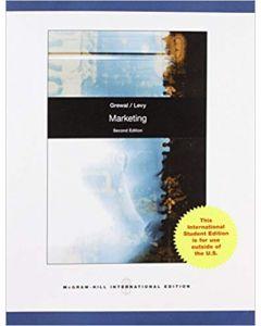 Marketing 2nd Edition
