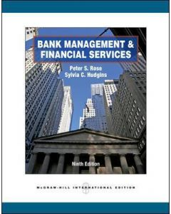 Bank Management And Financial Services BNFN 3302