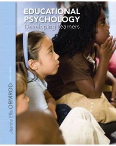 Educational psychology Learning theories