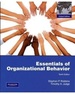 Essentials Of Organizational 12th