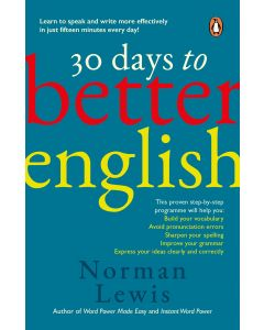 30 Days To Better English