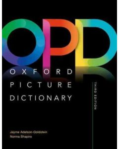 Oxford Picture Dictionary Third : Monolingual Dictionary