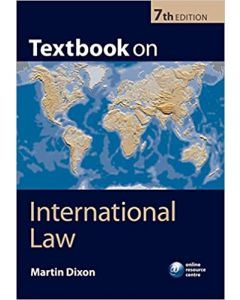 Textbook on International Law: INTR 2302