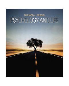 Psychology and Life (Mypsychlab)