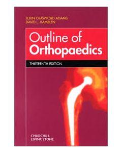 Outline of Orthopaedics