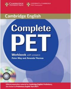 Complete PET Workbook with answers with Audio