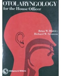 Otolaryngology for the House Officer