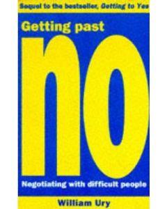 Getting Past No Negotiating