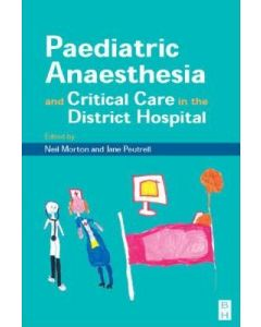 Pediatric Anesthesia and Critical Care in the Hospital