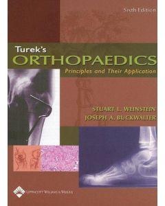 Turek's Orthopaedics: Principles and Their Application