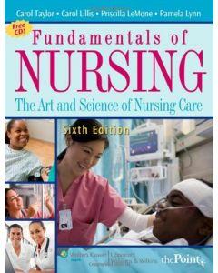 Fundamentals Of Nursing: The Art And Science Of Nursing