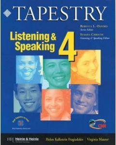 Tapestry Listening & Speaking 4