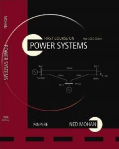 First Course on Power Systems