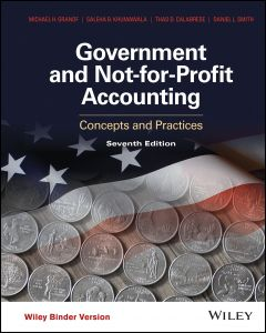 Government and Not-for-Profit Accounting, Binder Ready Version: Concepts and Practices ACCT 3302
