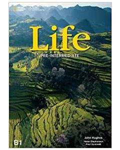 Life Pre-Intermediate with DVD (Life (British English))