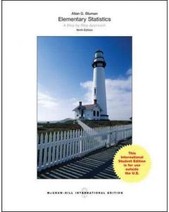 Elementary Statistics: A Step By Step Approach SLHS 3309
