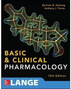Basic And Clinical Pharmacology (I/S)