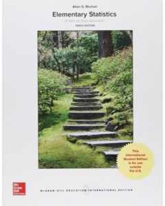 Elementary Statistics: A Step By Step Approach 10th Edition