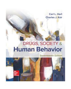 ebook Drugs, Society, and Human Behavior HPSY 3301