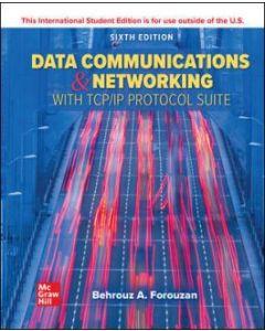 Data Communications And Networking 5th Edi BSCY 3340