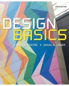 Design Basics: Introduction to 3D Design eBook FDSG 1303