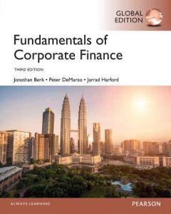 Fundamentals of Corporate Finance BNFN 4301