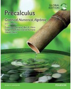 Precalculus: Graphical, Numerical, Algebraic Series MATH 1302