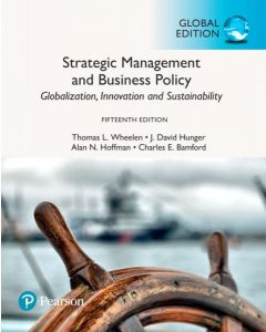 eBook Strategic Management and Business Policy: Globalization, Innovation and Sustainability