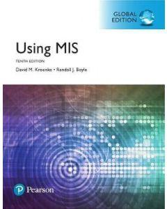 Using MIS BSIS 1310