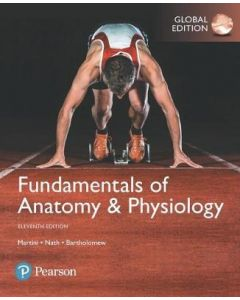 Fundamentals of Anatomy and Physiology 11th Edition