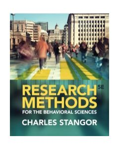 ebook Research Methods for the Behavioral Sciences HPSY 4301